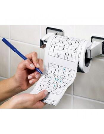 Papier toaletowy sudoku XL