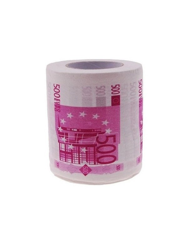 Papier toaletowy 500 Euro XL