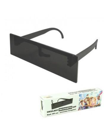 Okulary incognito VIP