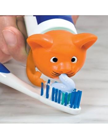 Zakrętka pasty do zębów KOTEK