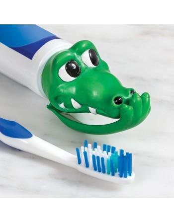 Zakrętka pasty do zębów KROKODYLEK
