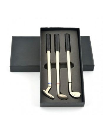 Długopisy golfisty (zestaw 3 szt.)