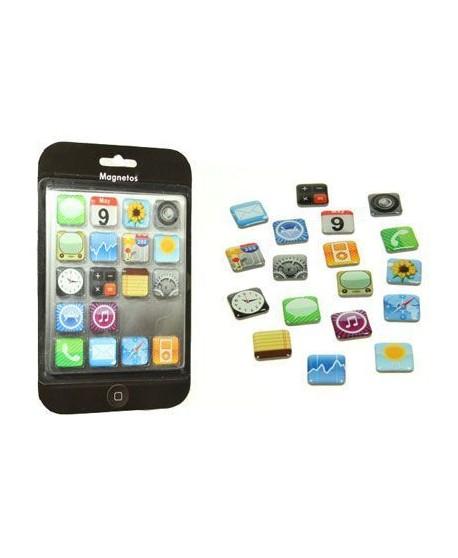 iMagnesy aplikacje smartfon