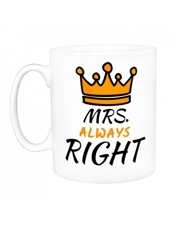 Kubek MRS. RIGHT