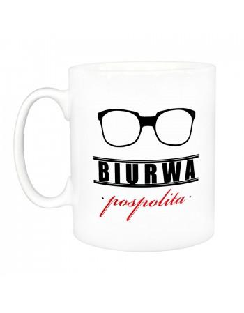 Kubek Biurwa Pospolita - dla urzędniczki