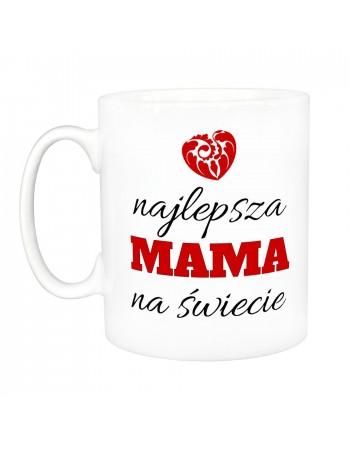 Kubek dla mamy - Najlepsza Mama