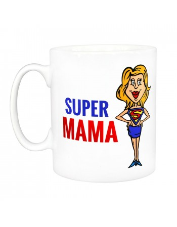 Kubek dla mamy - Super Mama