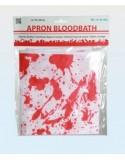 Krwawy fartuch rzeźnika