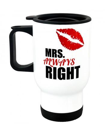 Kubek Termiczny MRS RIGHT