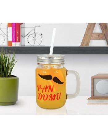 Słoiczek Mason Jar dla Pana Domu
