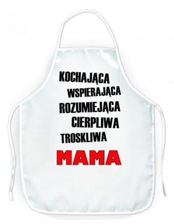 Fartuszek kuchenny prezent dla Mamy - Dzień Matki