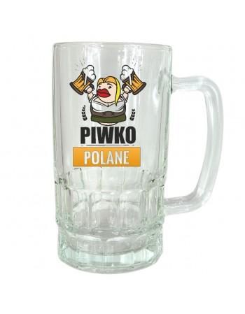 Kufel Piwko Polane