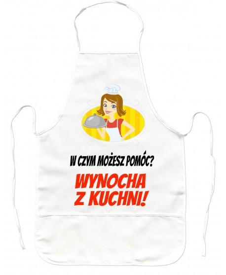 Gruby Fartuch Kuchenny śmieszny Wynocha Z Kuchni