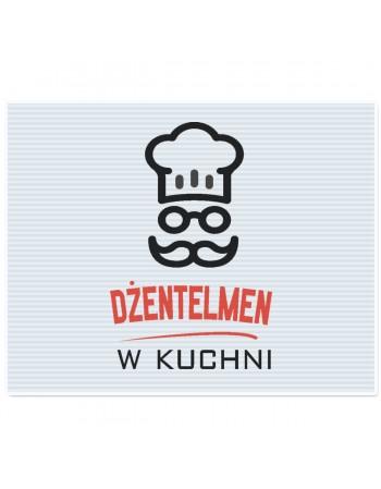 Deska do krojenia dla Faceta - Dżentelmen w kuchni