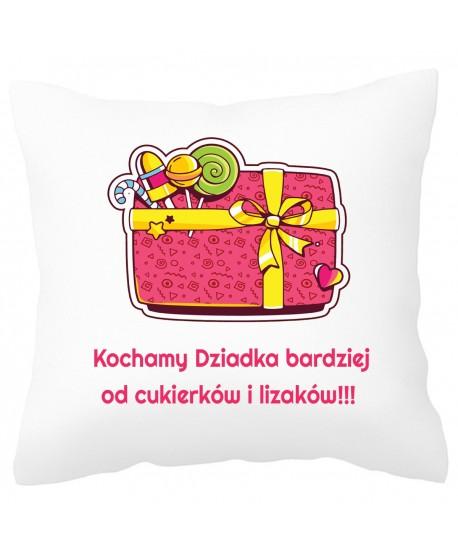 Poduszka prezent dla Dziadka