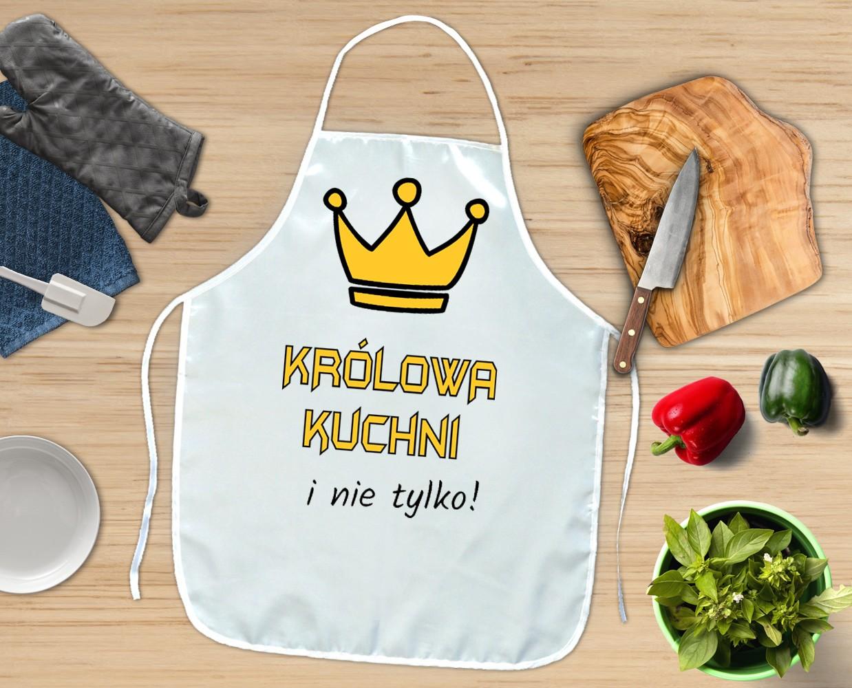 Fartuszek Kuchenny Królowa Kuchni